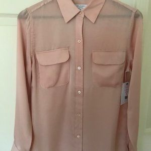 Equipment femme blouse NWT 70% off